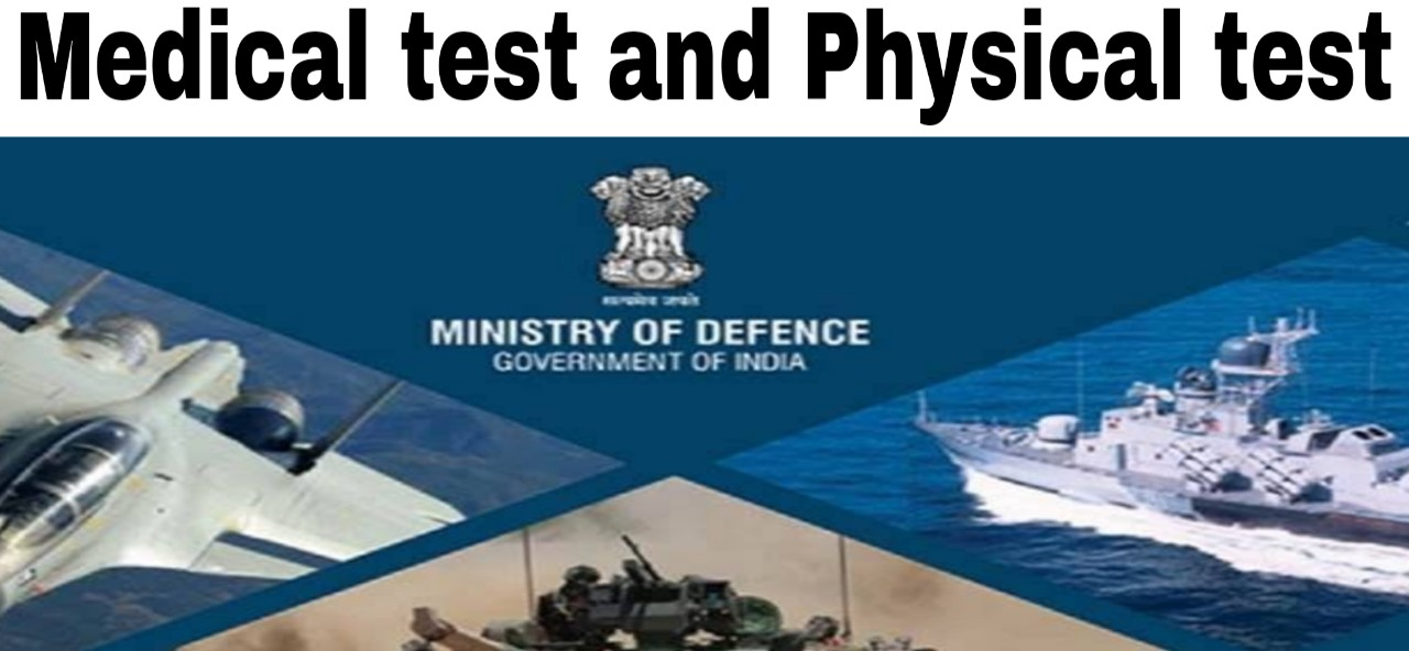 Defence Medical and Physical Test Explanation