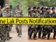 One lakh vacancies in Central Armed Forces 2021