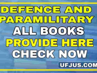 Defence And Paramilitary Best Books Check Now