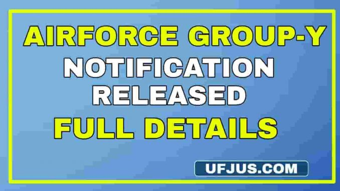 Airforce Sports Non-Technical Notification 2021